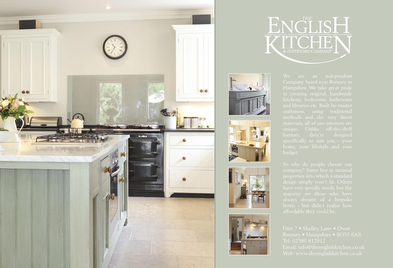 The English Kitchen Company   Handmade   Bespoke Kitchens